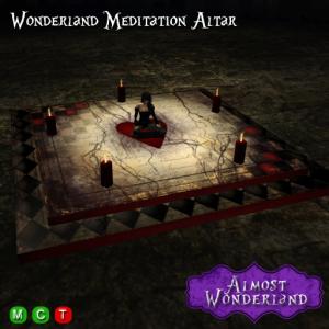 Wonderland-Meditation-Altar
